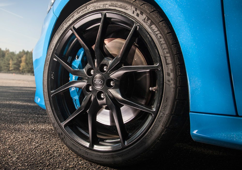 Alloy Wheels Mk3 Focus Rs Club