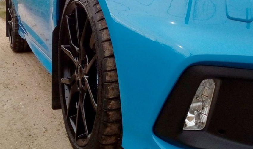 Rallyflaps Mudflaps Focus RS