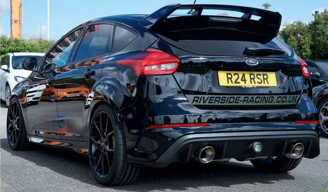 rsr cat back exhaust system mk3 focus rs club. Black Bedroom Furniture Sets. Home Design Ideas