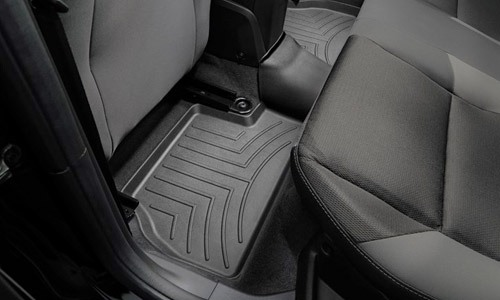WeatherTech Focus RS Rear Mats