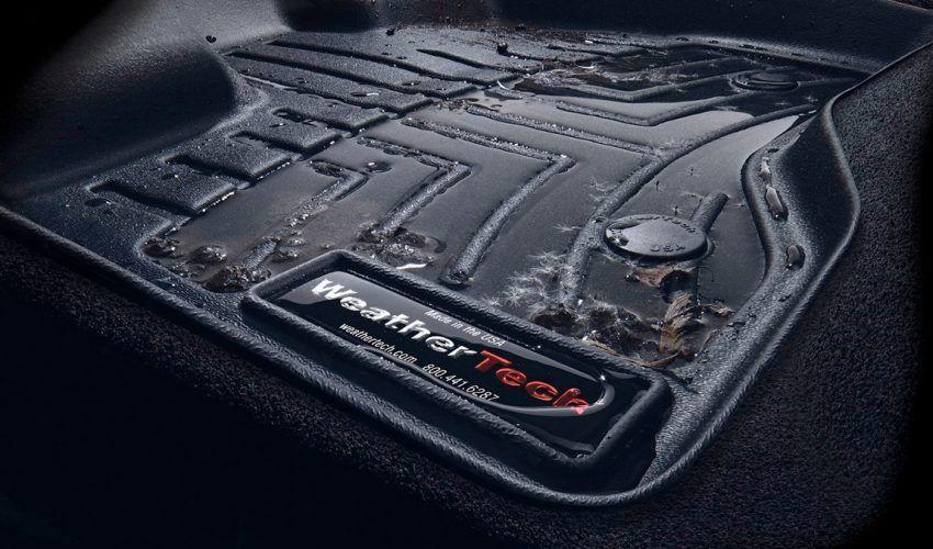 WeatherTech 2016 Focus RS Mats