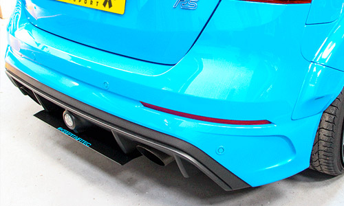 AutoSpecialists Rear Diffuser Extension MK3 Focus RS