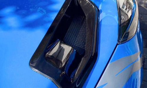 AutoSpecialists Design WRC Style Bonnet Vents