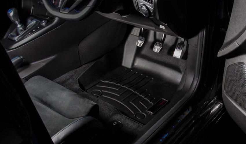 Weathertech Front Floor Mats Mk3 Focus RS