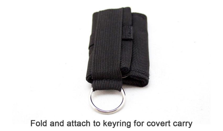 Mission Darkness Faraday Pouch Keys