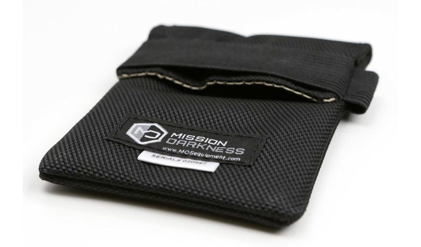 Mission Darkness Faraday Pouch Car Security