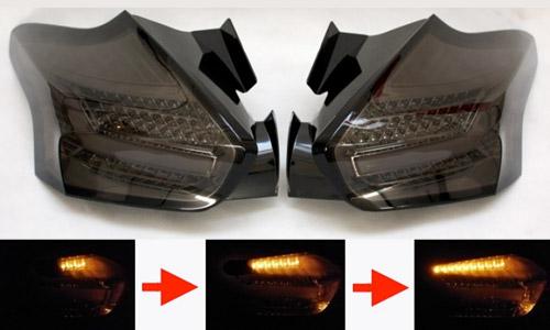quantiTEC Sequential LED Taillights