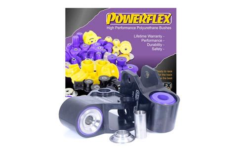 Powerflex Front Wishbone Rear Bush Anti-Lift & Caster Offset