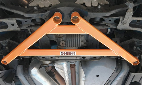 Summit Rear Lower 4 Point Subframe Brace