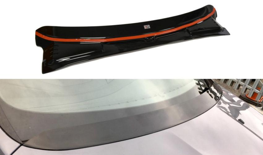 Maxton Design Bonnet Extension Mk3 Focus RS