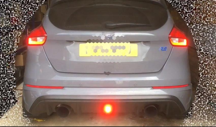 T1 Rain Light Flasher Unit Mk3 Focus RS