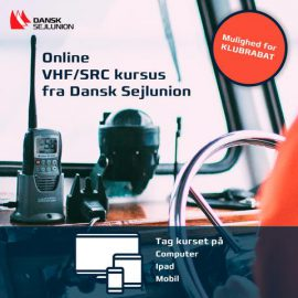 VHF kursus (online)