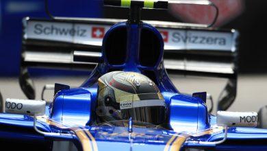 Pascal Wehrlein Sauber Monaco Grand Prix