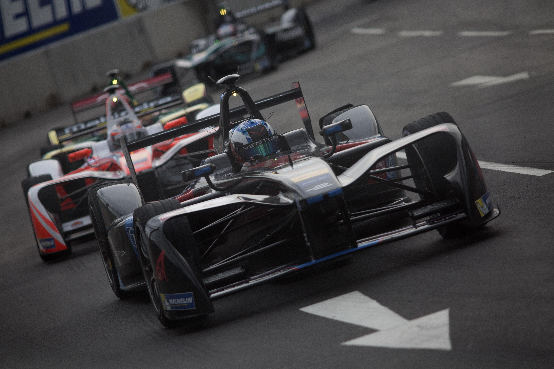 Stephane Sarrazin Venturi Hong Kong ePrix