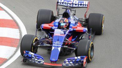 Toro Rosso Canadian Grand Prix Practice