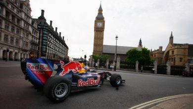 Formula One London Red Bull Racing
