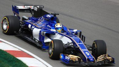 Sauber Marcus Ericsson Canadian Grand Prix