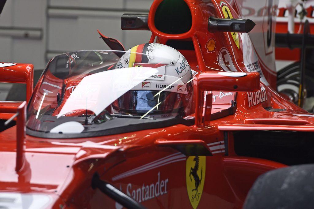 Ferrari shield