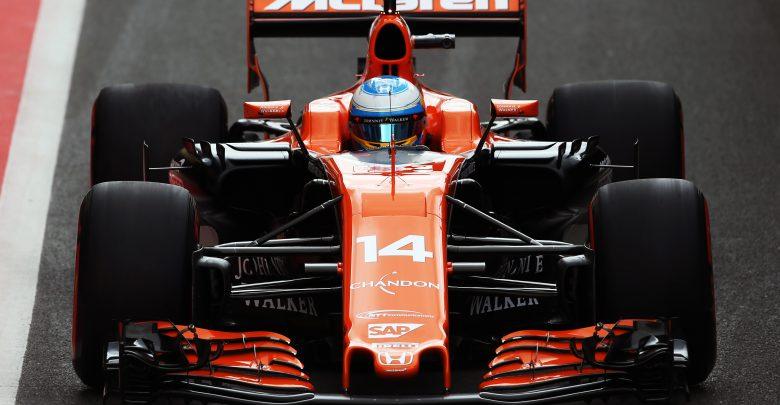 penalties Fernando Alonso McLaren