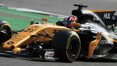 Renault Nico Hulkenberg British Grand Prix