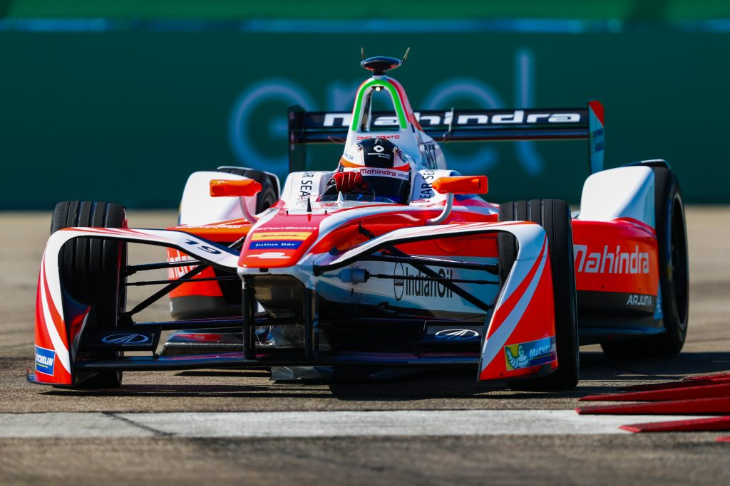 Mahindra Racing Rosenqvist