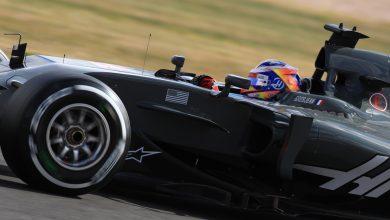 Grosjean Haas