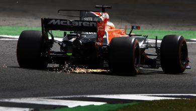 McLaren Alonso