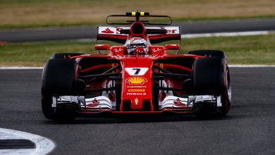 Ferrari Raikkonen Vettel