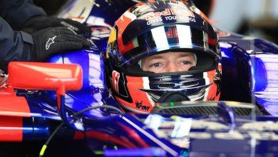 Toro Rosso Sainz Kvyat