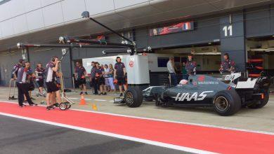 Haas Pirelli