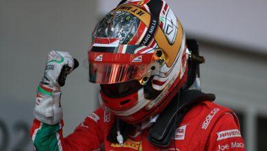 Charles Leclerc Prema Racing Ferrari Austria