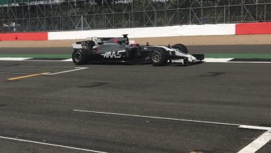 Pirelli testing