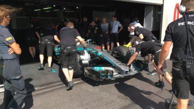 Lewis Hamilton Mercedes Pirelli Paul Ricard