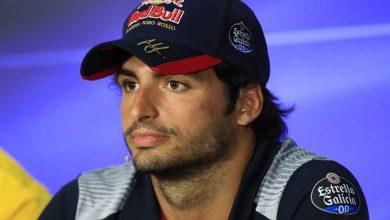 Carlos Sainz Toro Rosso