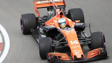 McLaren Honda Fernando Alonso