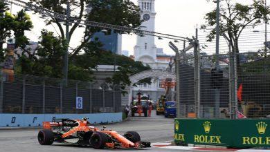 McLaren Singapore Grand Prix