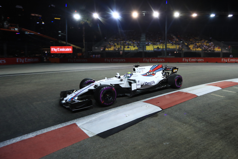 Williams Singapore Grand Prix Lance Stroll