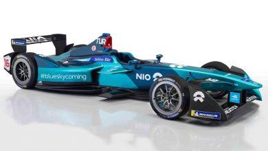 NIO Formula E Team Oliver Turvey Luca Filippi