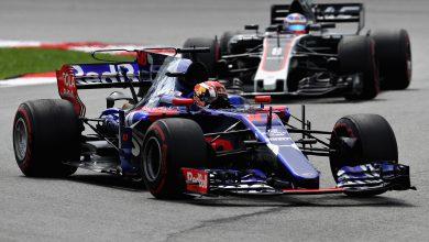Pierre Gasly Toro Rosso Malaysian Grand Prix