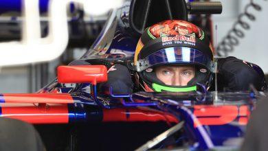 Brendon Hartley Toro Rosso US Grand Prix