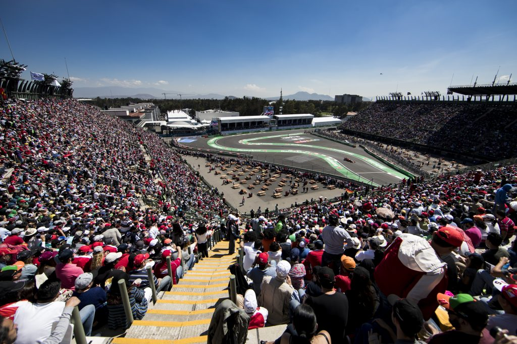 Mexican Grand Prix Stadium