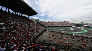 Mexican Grand Prix Results
