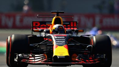 Mexican Grand Prix Daniel Ricciardo Red Bull Racing