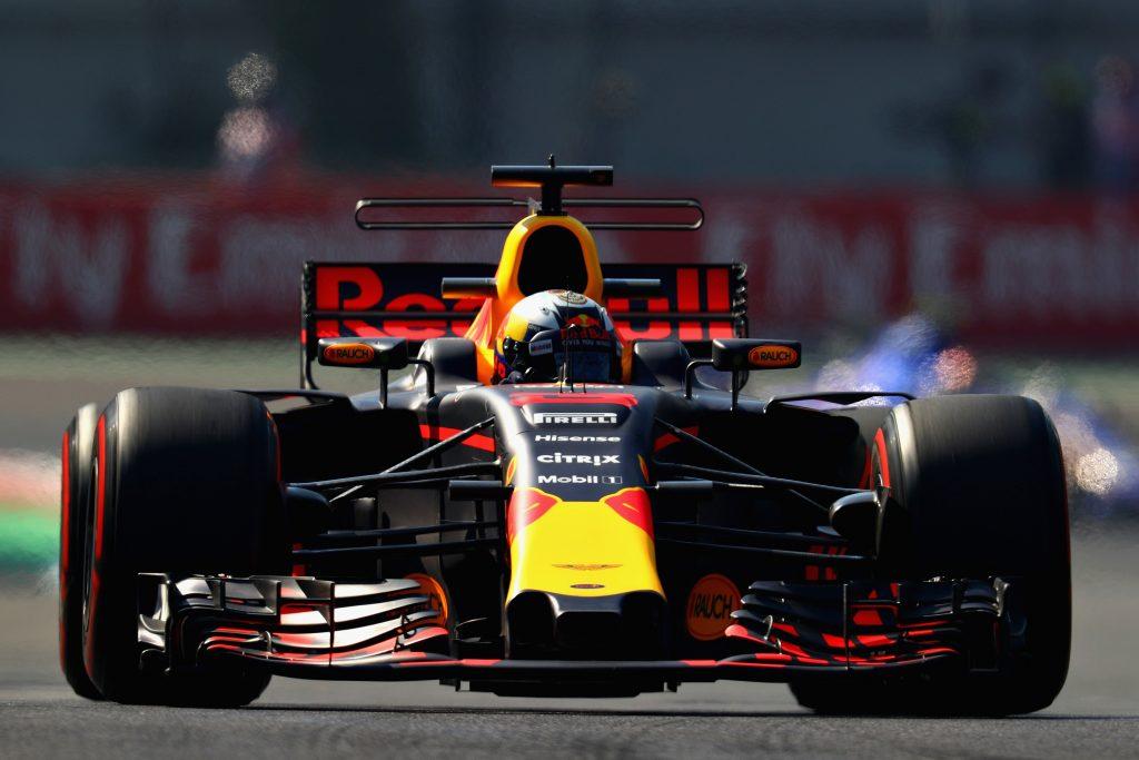 Mexican Grand Prix Daniel Ricciardo Red Bull Racing