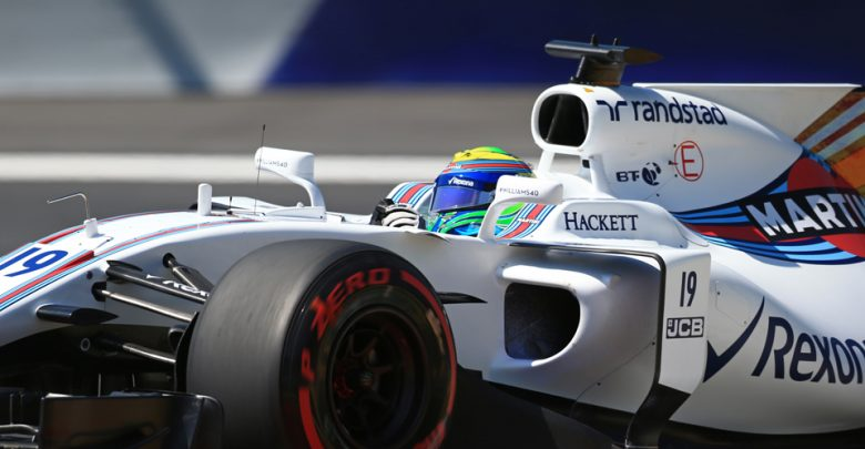 Felipe Massa Williams Austrian Grand Prix
