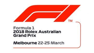 Australian Grand Prix logo