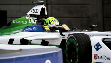 Lucas di Grassi Audi Sport Abt