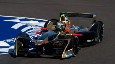 Jean-Eric Vergne Techeetah Marrakesh ePrix