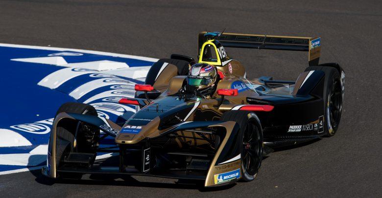 Jean-Eric Vergne Techeetah Marrakesh ePrix