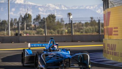 Sebastien Buemi Renault e.dams Marrakesh ePrix